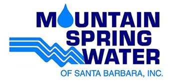 Mountain Spring Water of Santa Barbara Inc., Logo
