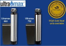 Ultramax Head, Water Softener